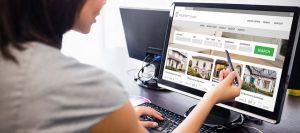 Référencement de sites immobiliers